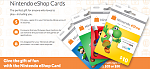 Nintendo eshop 3ds wii u prepaid card US