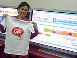 foto-foto dibalik layar live chatting bareng SRI MULYANI