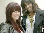 agnes with kelly rowland