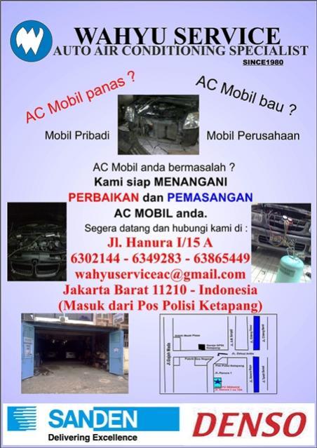Wahyu Service Ac Mobil Detikforum