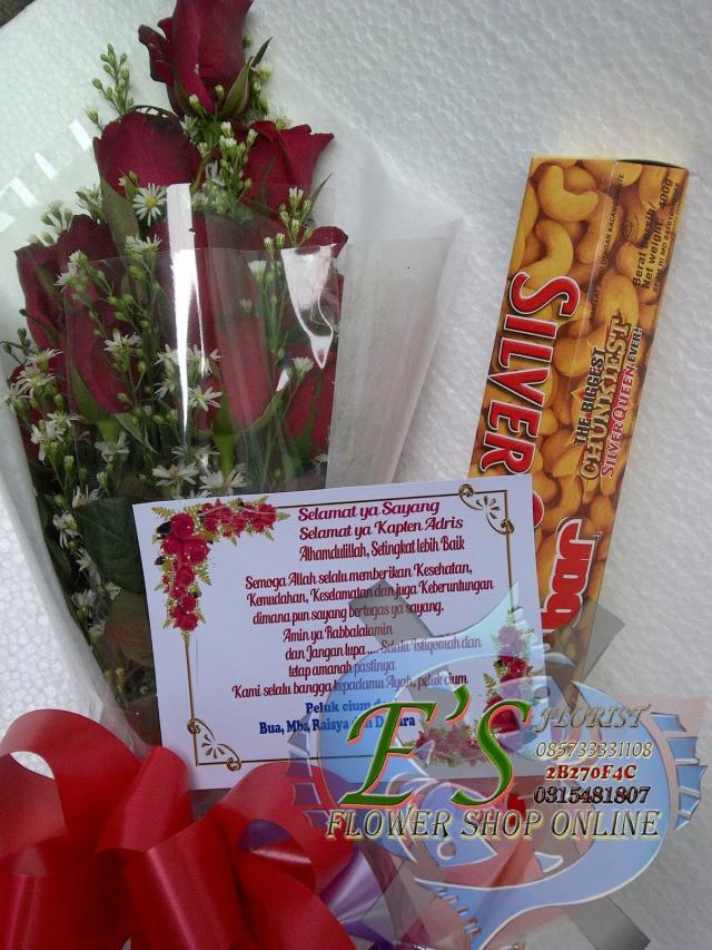 Gambar Coklat Dan Bunga Buat Pacar Gambar Bunga